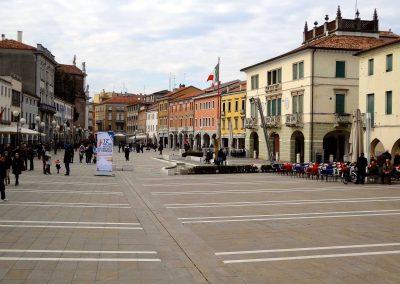 Piazza Ferretto; 2013