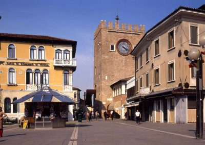Palazzo del Podestà, via Torre Belfredo.; 2004