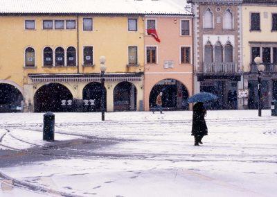 Piazza Ferretto; 2004