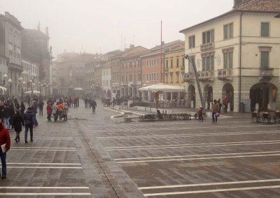 Piazza Ferretto; 2016