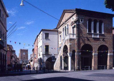 Via Palazzo, palazzo del Podestà; 2007