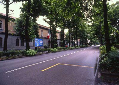 Via Garibaldi, direzione Carpenedo; 2002