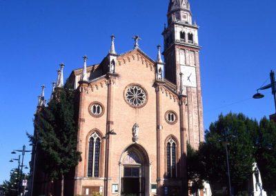 Chiesa di Carpenedo; 2005