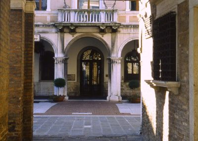 Municipio, particolare; 2002