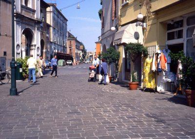 Piazzetta Maestri del Lavoro; 2002