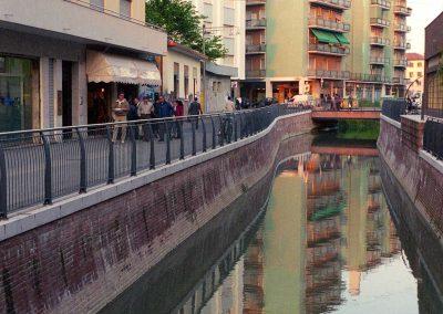 Riviera Magellano, Marzenego; 2003