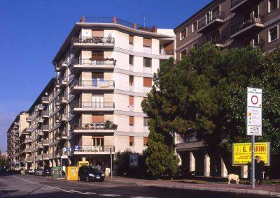 Via Pio X; 2003