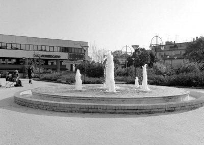 Via Bissuola, fontana; 2003