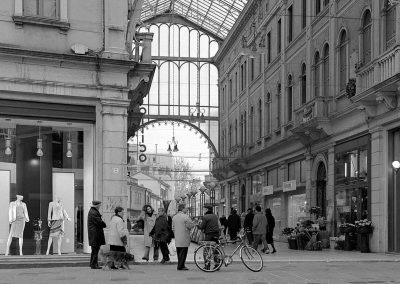 Galleria Matteotti; 2004