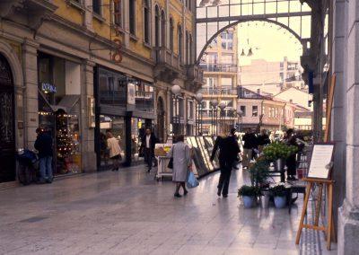 Galleria Matteotti; 2002
