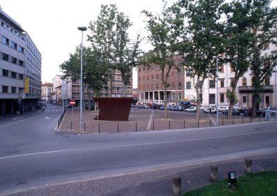 Piazzale Donatori di Sangue; 2003