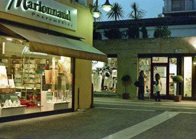 Calle del Sale verso la piazza; 2002