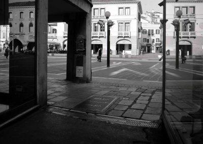 Piazza Ferretto da Via Fratelli Rondina; 2003