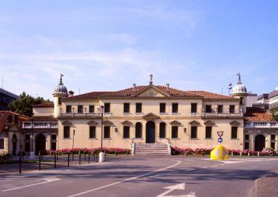 Villa Erizzo da via Rosa; 2004