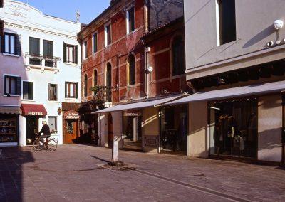 Piazzetta Da Re; 2004