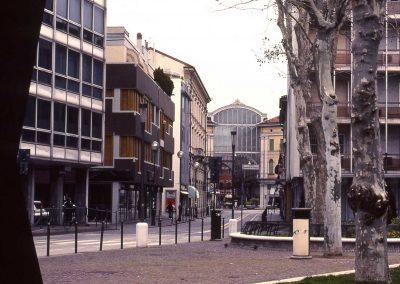 Piazzale Donatori di Sangue, via Rosa; 2002