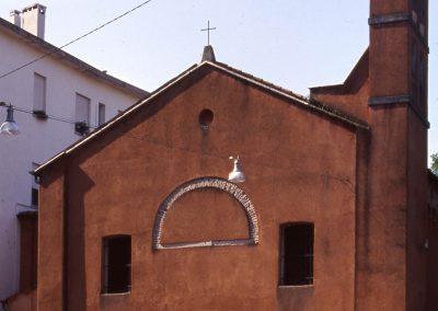 Chiesa di S. Rocco, via Manin; 2004