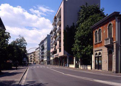 Via Carducci; 2004