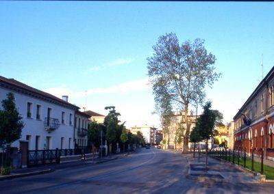Via Miranese (trasversale di via Piave); 2002