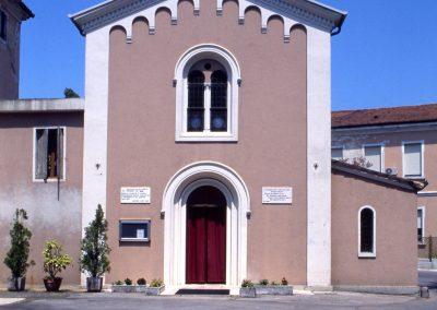 Chiesa dell'ospedale Umberto I; 2004