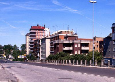 Rampa Cavalcavia; 2004