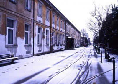 Via Dante (laterale di via Cappuccina), scuola elementare; 2004