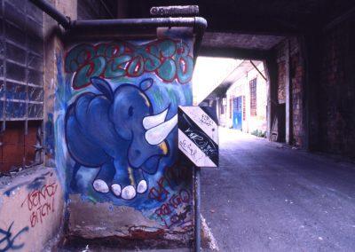 Sotto Rampa Cavalcaferrovia; 2002