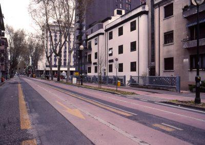 Via Cappuccina; 2003