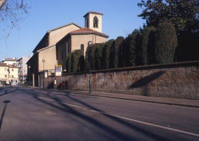 Via Cappuccina, chiesa dei Cappuccini; 2003
