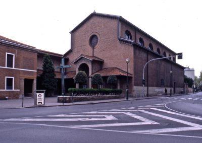 Via Cappuccina, chiesa dei Cappuccini; 2002