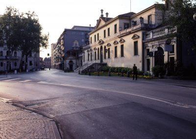 Via Carducci, villa Erizzo; 2007