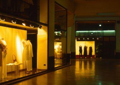 Galleria di via Olivi; 2002