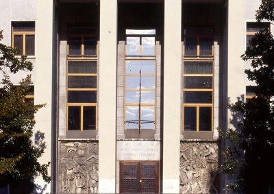 Corso del Popolo, liceo classico R. Franchetti; 2003