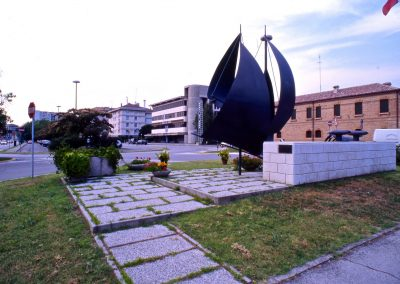 Via Forte Marghera; 2002