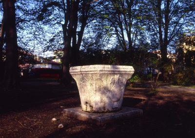 Giardini Pubblici; 2004