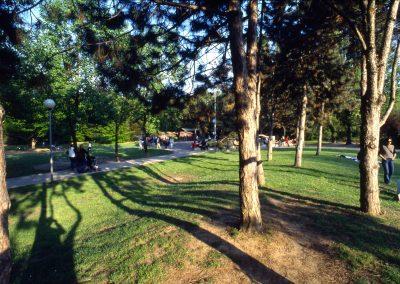 Parco Piraghetto; 2002