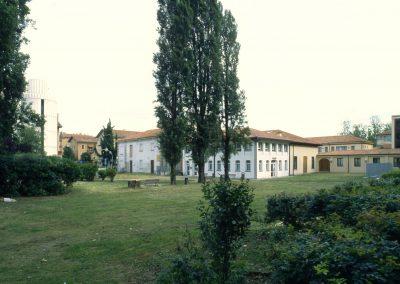 Parco di via Cappuccina; 2002