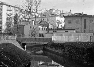 Marzenego presso il Centro Culturale Candiani; 2002