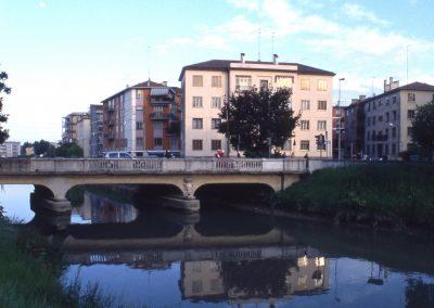 Marzenego presso piazzale Cialdini; 2007