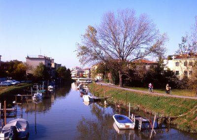 Marzenego, riviera Marco Polo; 2003