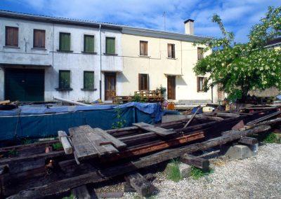 Edificio sul Canal Salso; 2003