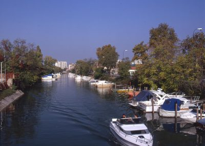Canal Salso; 2004