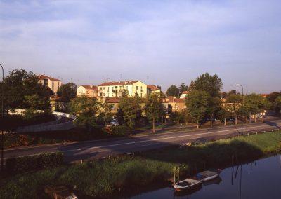 Marzenego, viale Vespucci; 2003