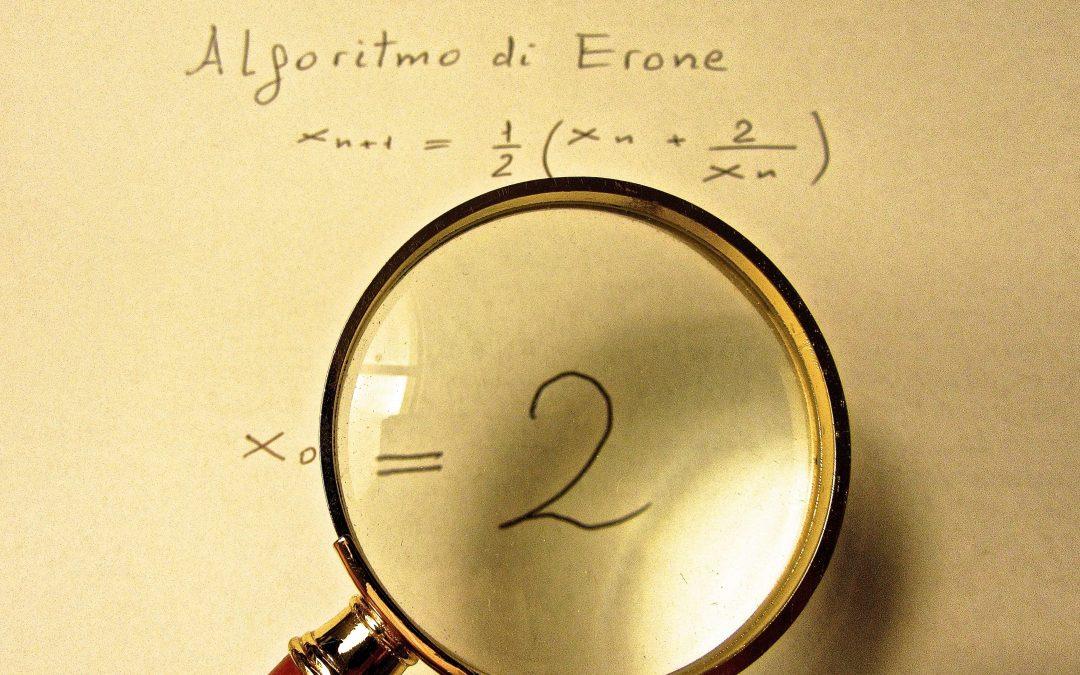 Indagini matematiche