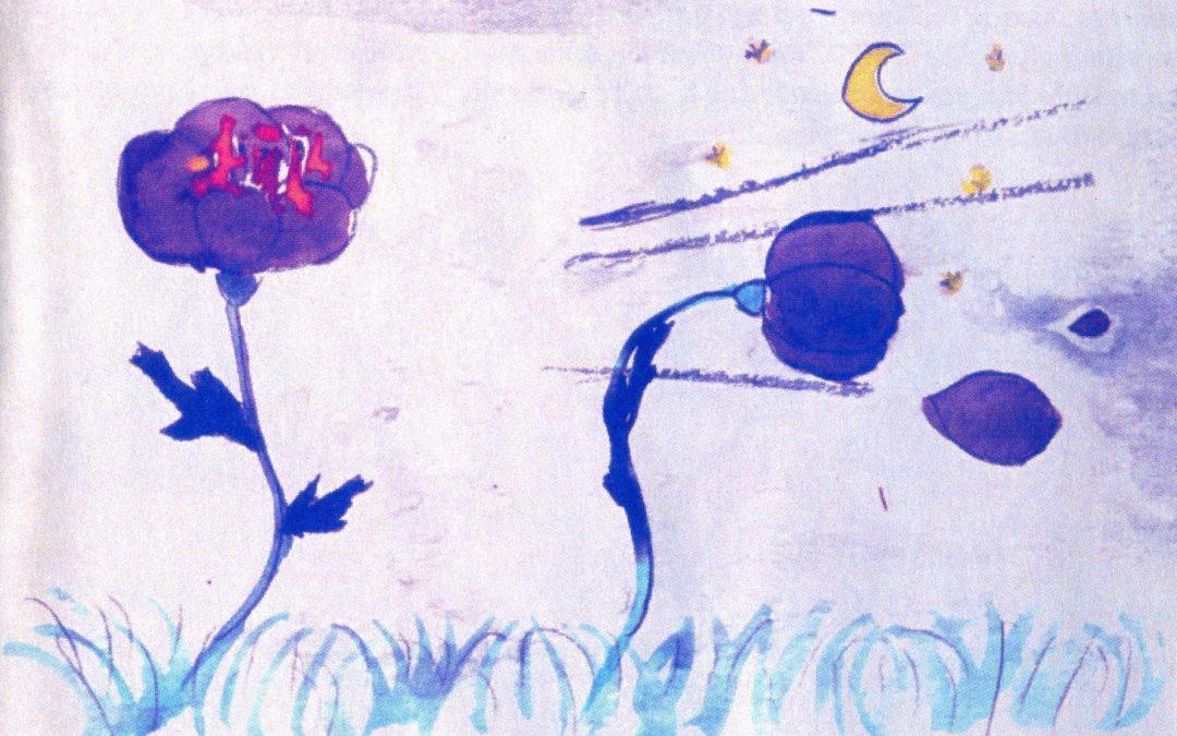 Il fiore che sogna